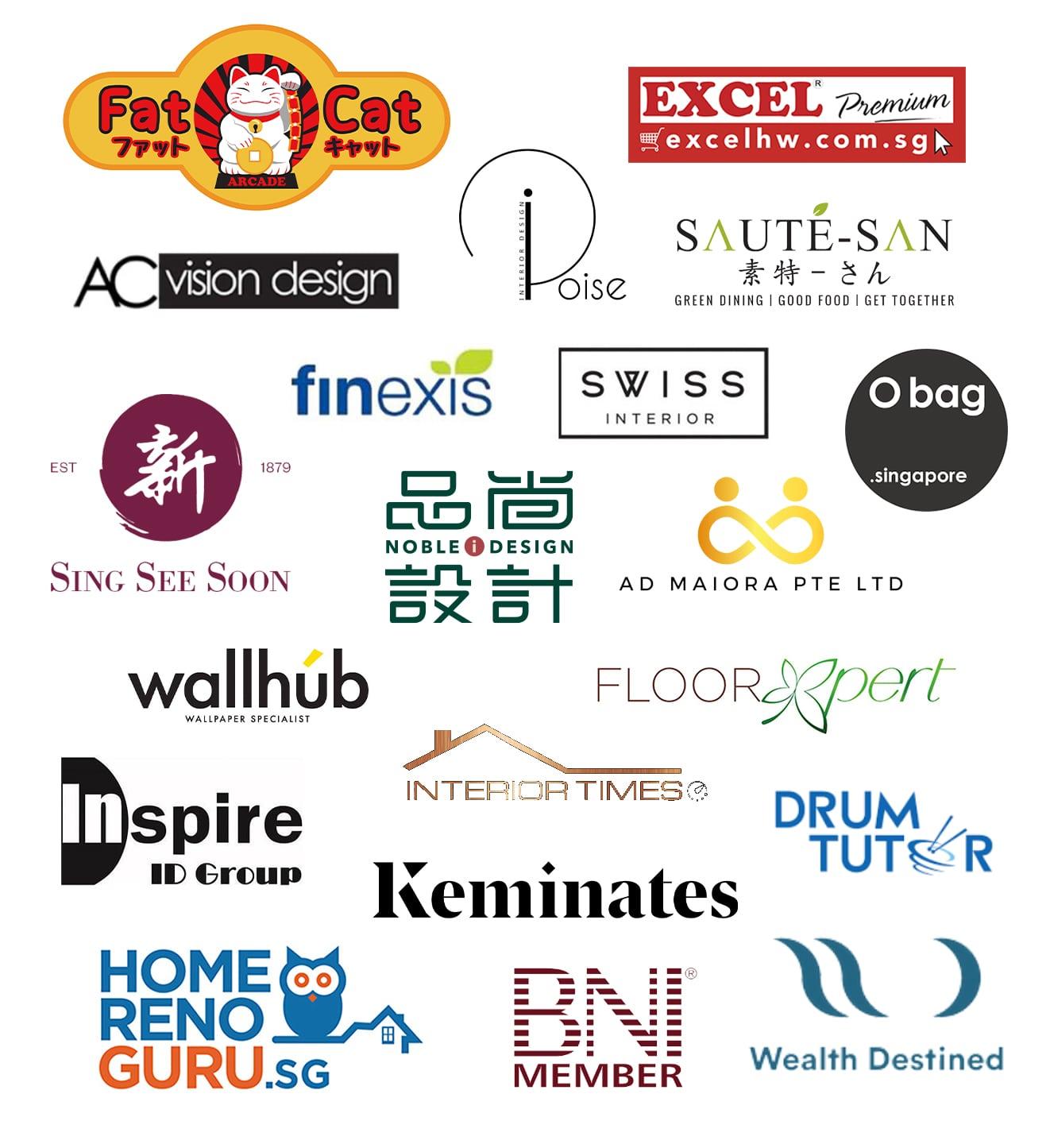 Digital marketing clients - VIA Media