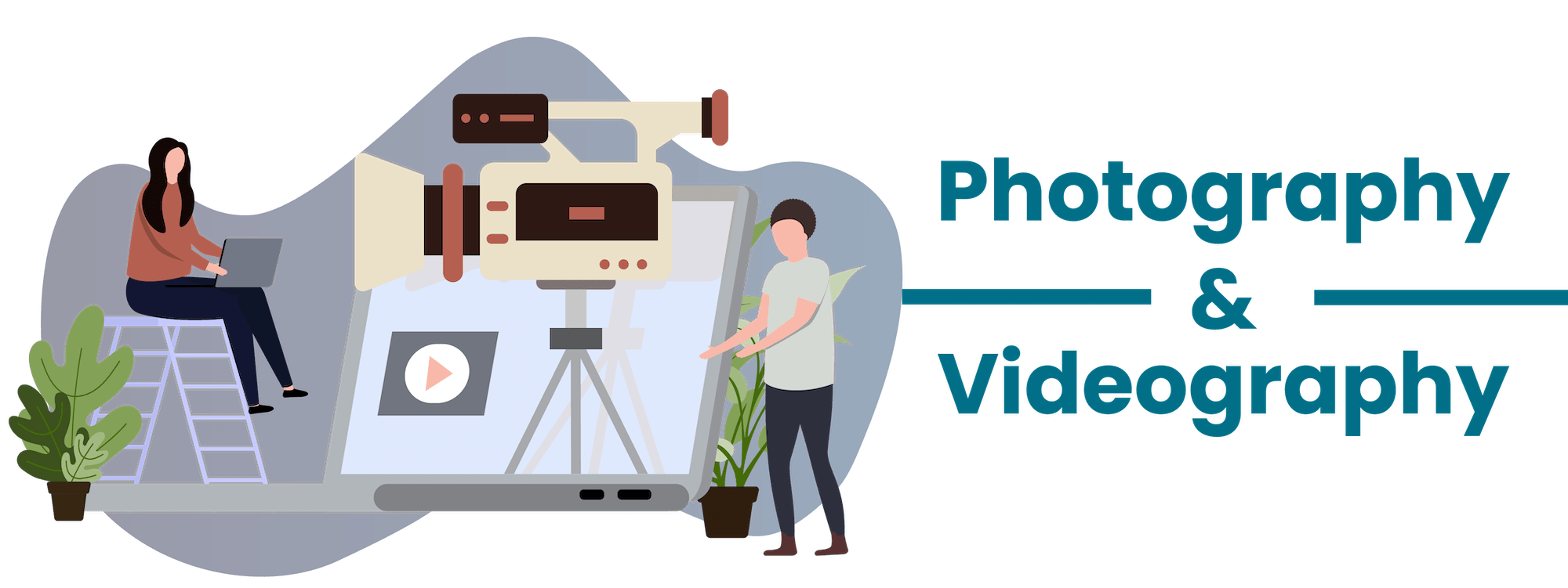 photography videography banner