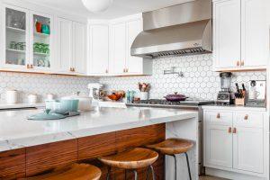interior photo of a kitchen